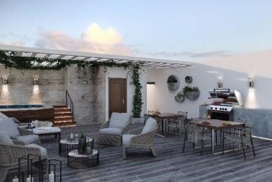 Venta Apartamento 3 habs, Area social, Evaristo Morales